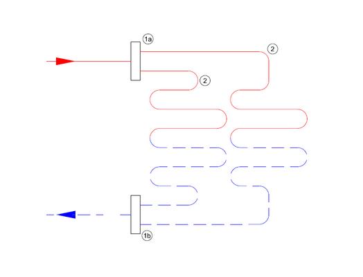 Schema schemei distribuitorului Open LT