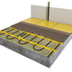 MAGNUM Mat Set 2 m² / 300 Watt Set met MRC-thermostaat | Wit - afb. 4