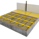 MAGNUM Mat Set 2 m² / 300 Watt Set met MRC-thermostaat | Wit - afb. 5