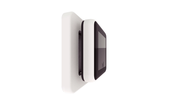 e-HEAT WiFi Klokthermostaat C16-thermostaat (inbouw) | RAL 9010 Wit - afb. 3